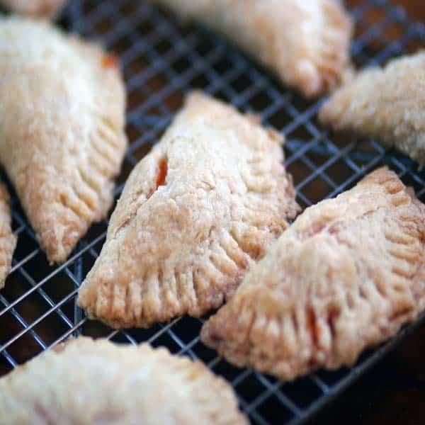 Empanadas de Camote (Sweet Potato Turnovers)